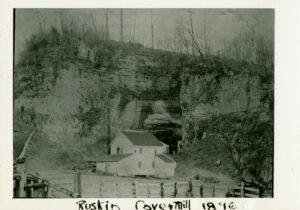 Historic Ruskin Cave